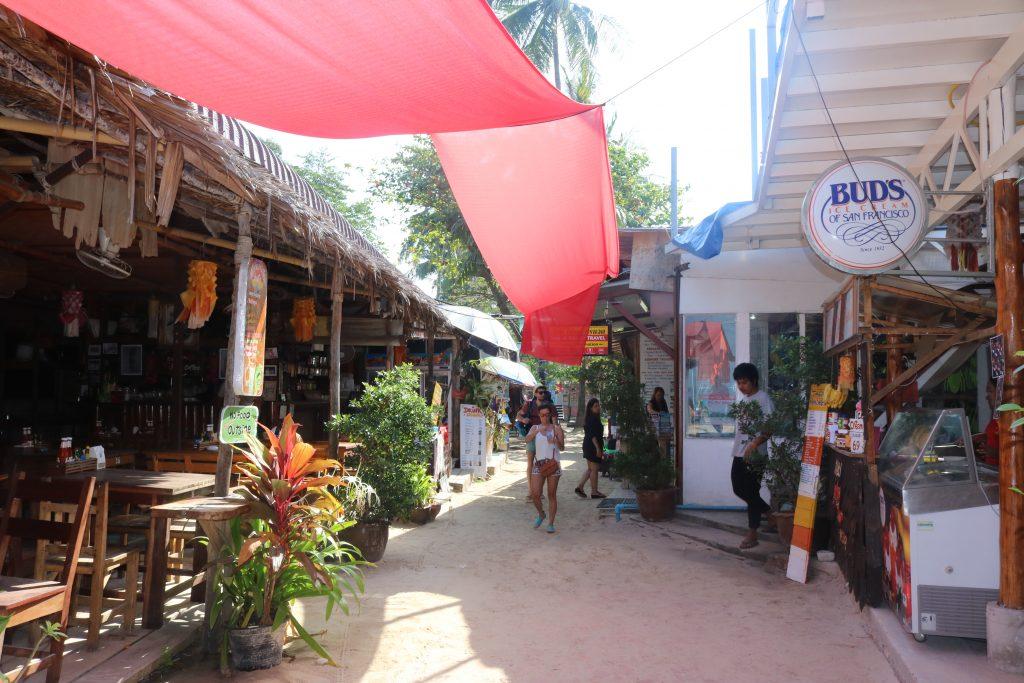 centrinho de Railay, Tailândia