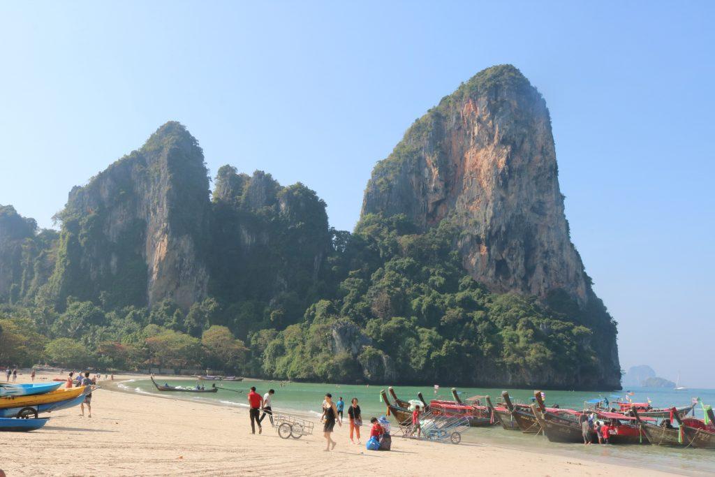 Railway Beach, Tailândia