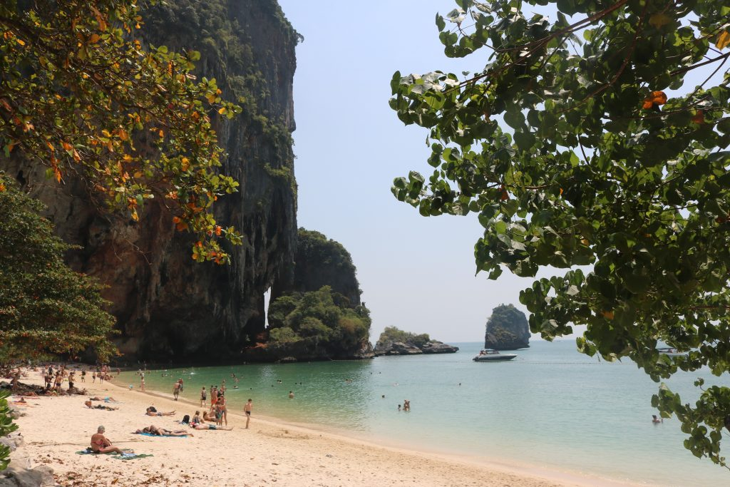 Phra Nang Beach, Railay, Tailândia