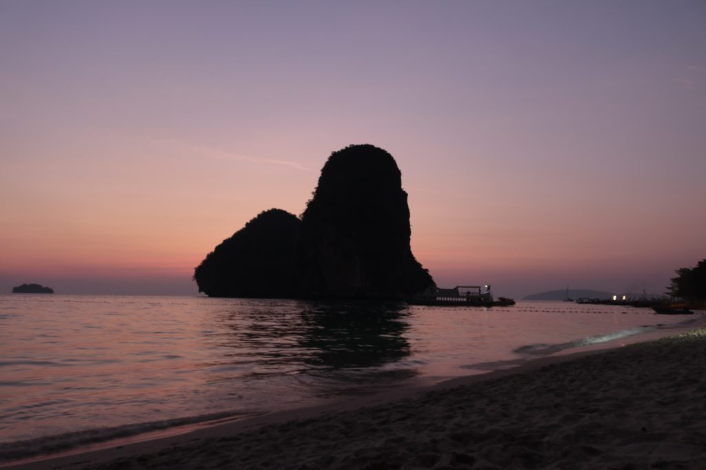 Krabi, Railay, Tailândia