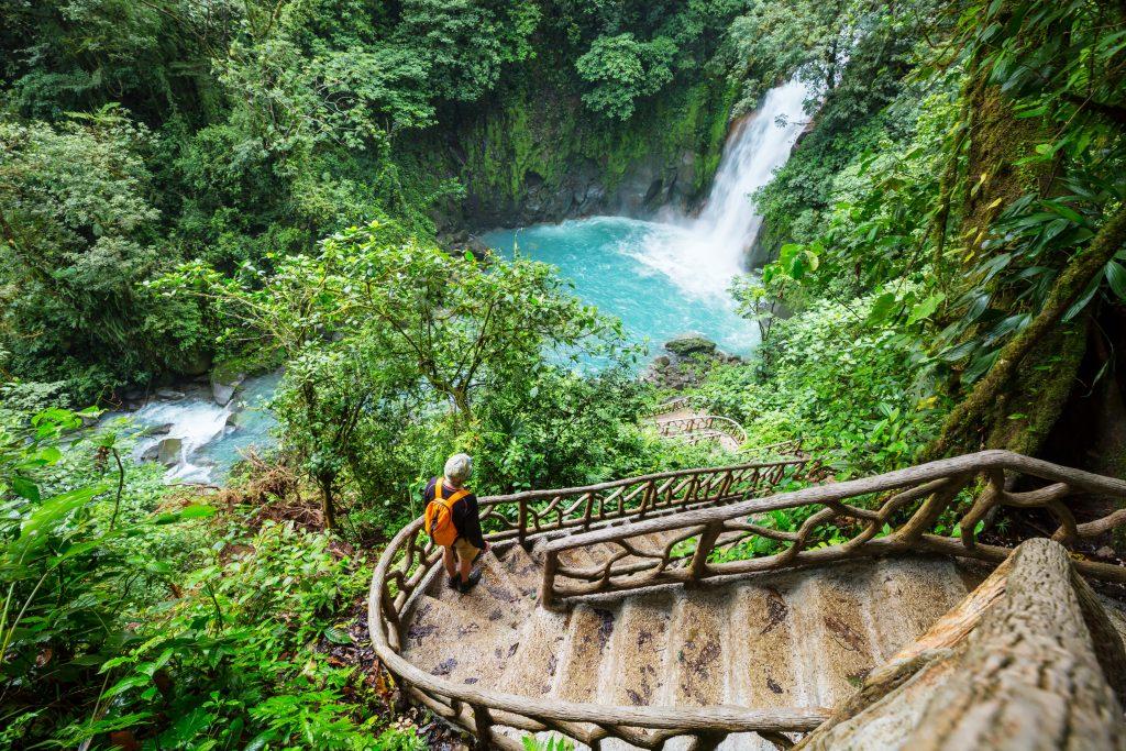 Cachoeira La Fortuna, Costa Rica