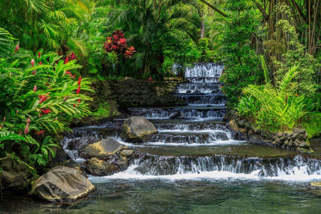 Águas Termais em La Fortuna, na Costa Rica