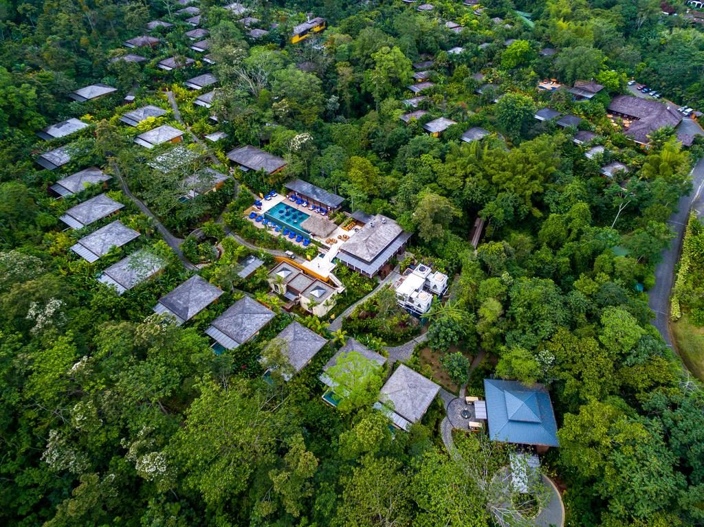 Hotel Nayara Springs, Costa Rica