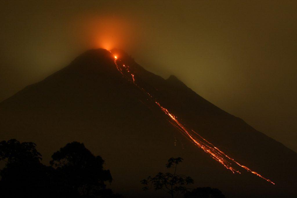 Vulcão Arenal, La Fortuna, Costa Rica