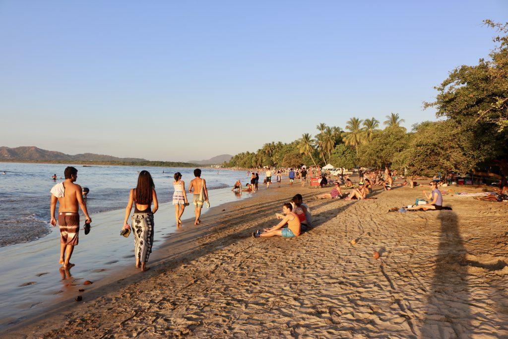 Playa de Tamarindo, Costa Rica