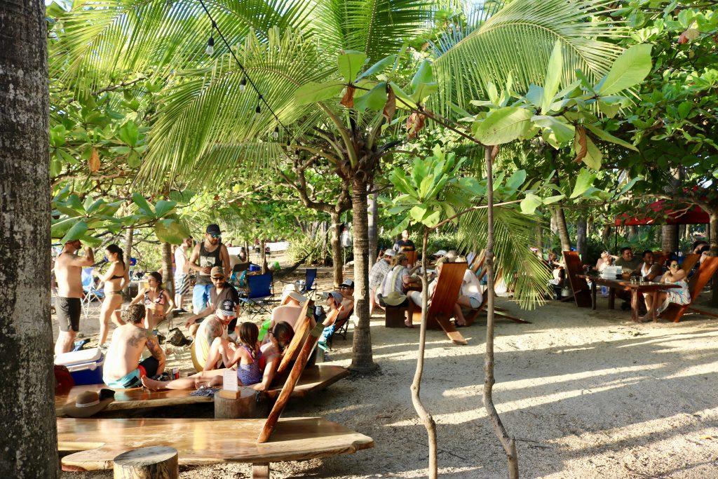 Lola`s Bar de Praia, Plaza Avellanas, Tamarindo, Costa Rica