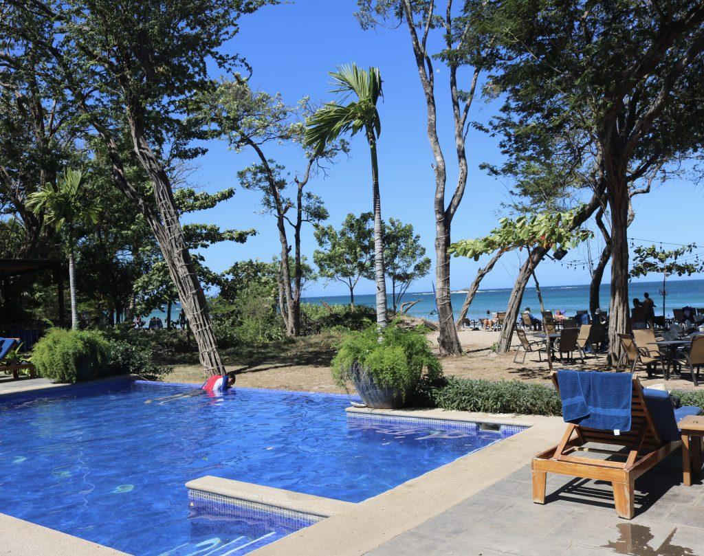 The Langosta Beach Club, Praia Tamarindo, Costa Rica