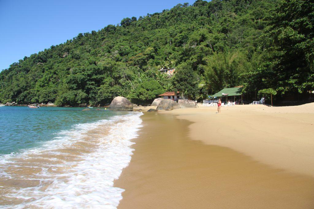Praia Vermelha, Paraty, Rio de Janeiro, Brasil