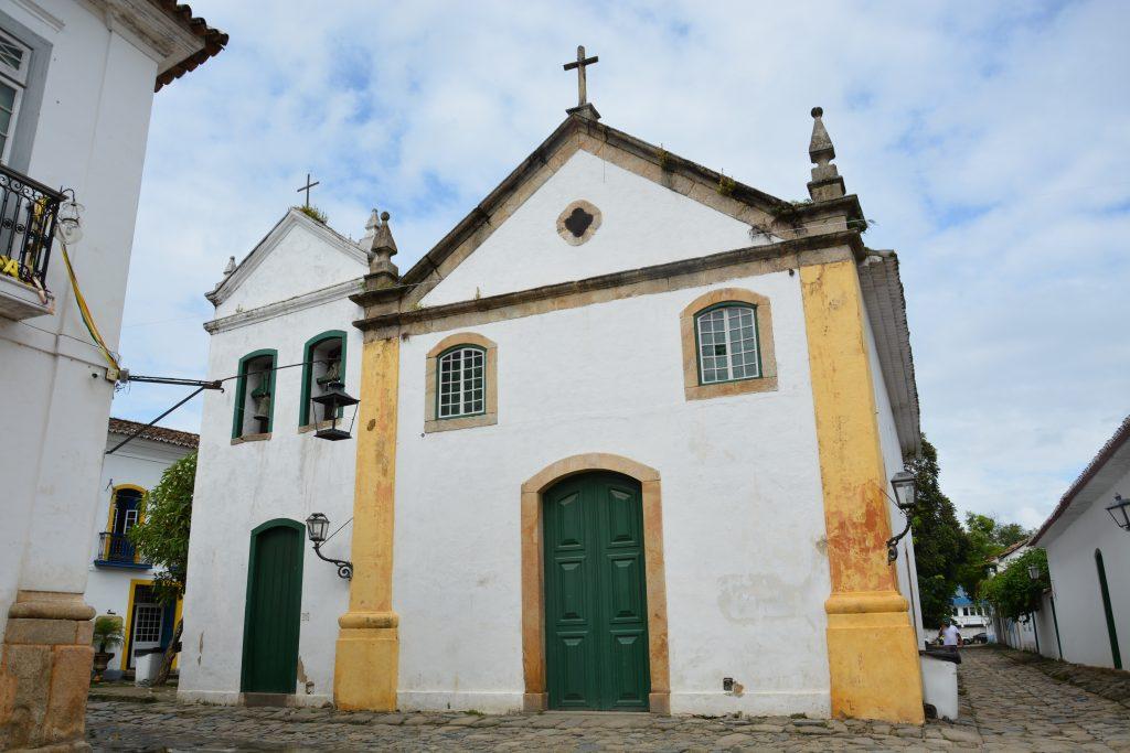 Igreja de Nossa Senhora do Rosário e São Benedito, Paraty, Rio de Janeiro