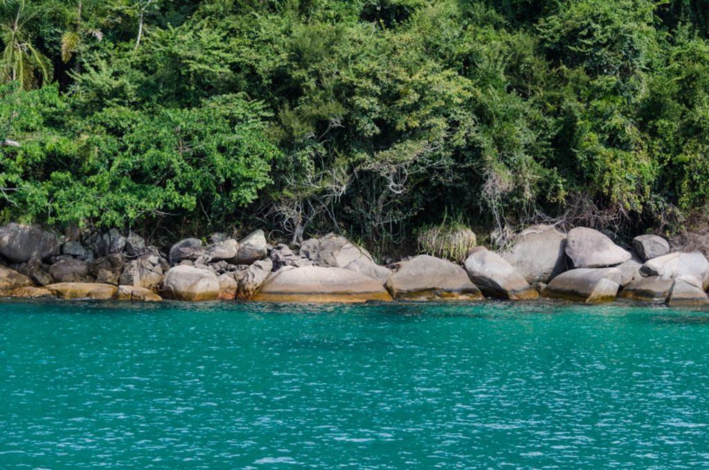 Lagoa Azul, Paraty, Rio de Janeiro, Brasil