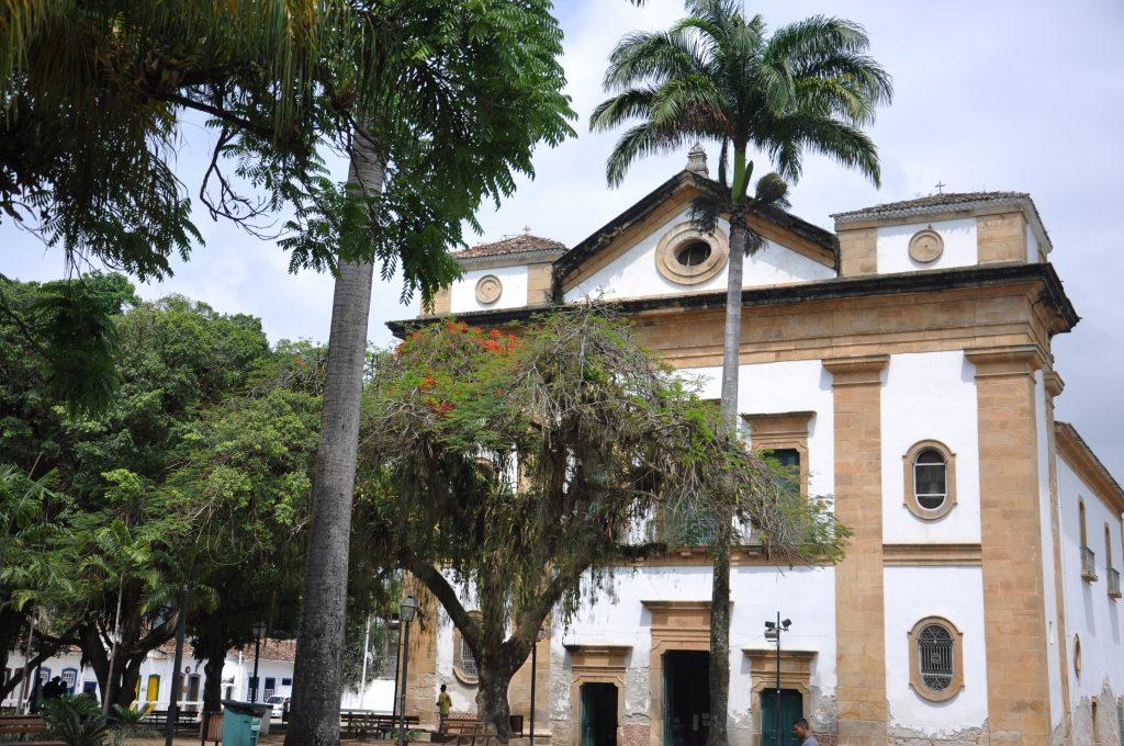 Igreja Matriz de Nossa Senhora dos Remédios, Paraty Rio de Janeiro, Brasil