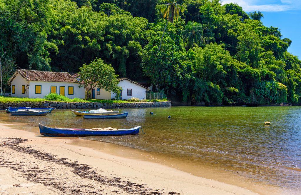 Praia do Pontal, Paraty, Rio de Janeiro, Brasil
