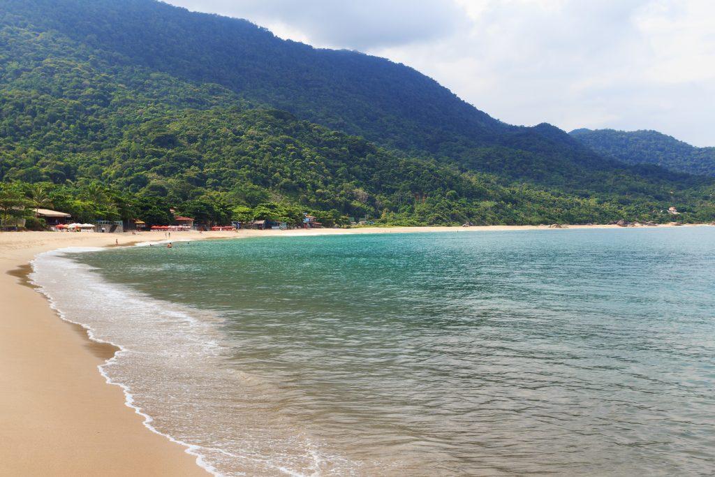 Praia de Fora, em Trindade, Paraty, Rio de Janeiro, Brazil