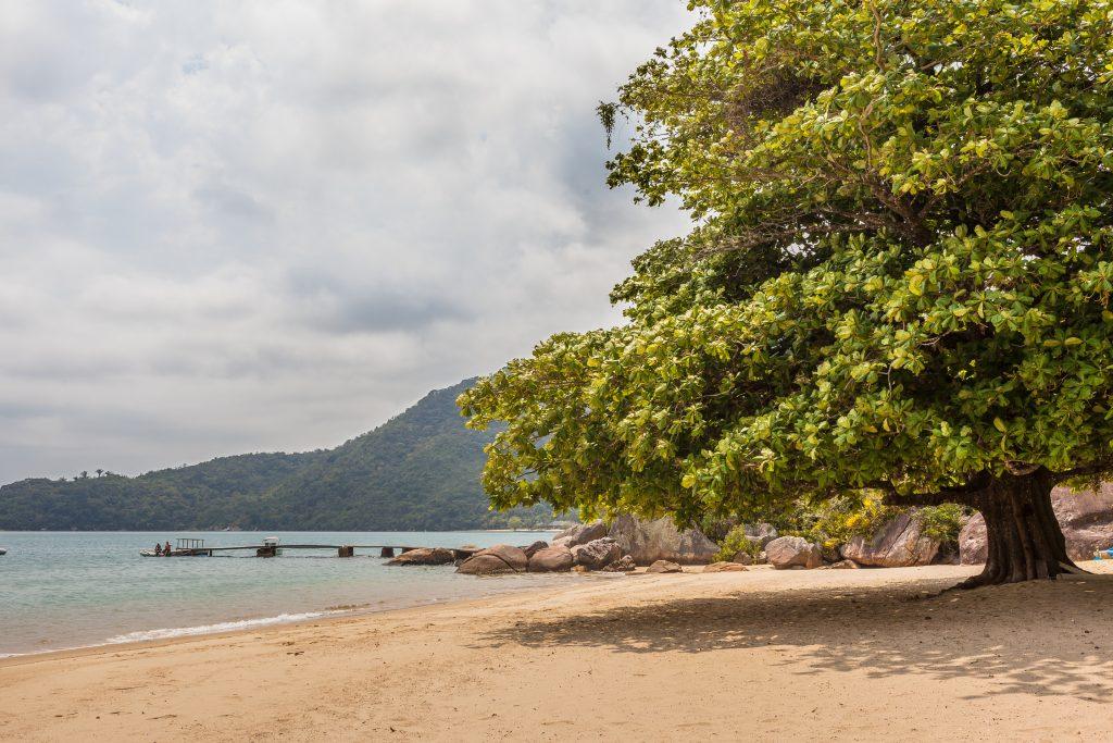 Praia do Engenho, Saco do Mamanguá - Paraty - RJ Brasil
