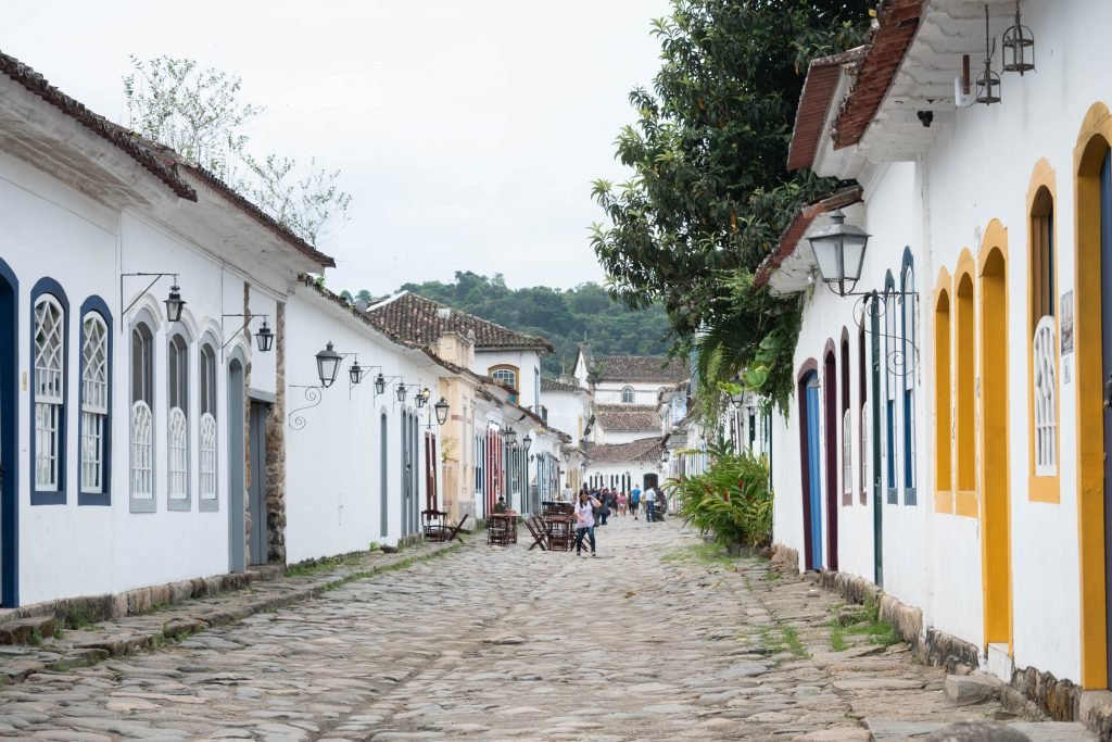 Pousada Literária, Paraty, Rio de Janeiro Brasil