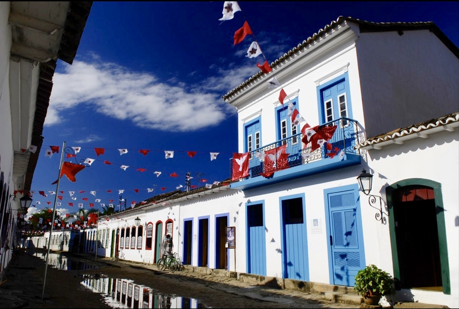 Pousada Casa Turquesa, Paraty, Rio de Janeiro, Brasil