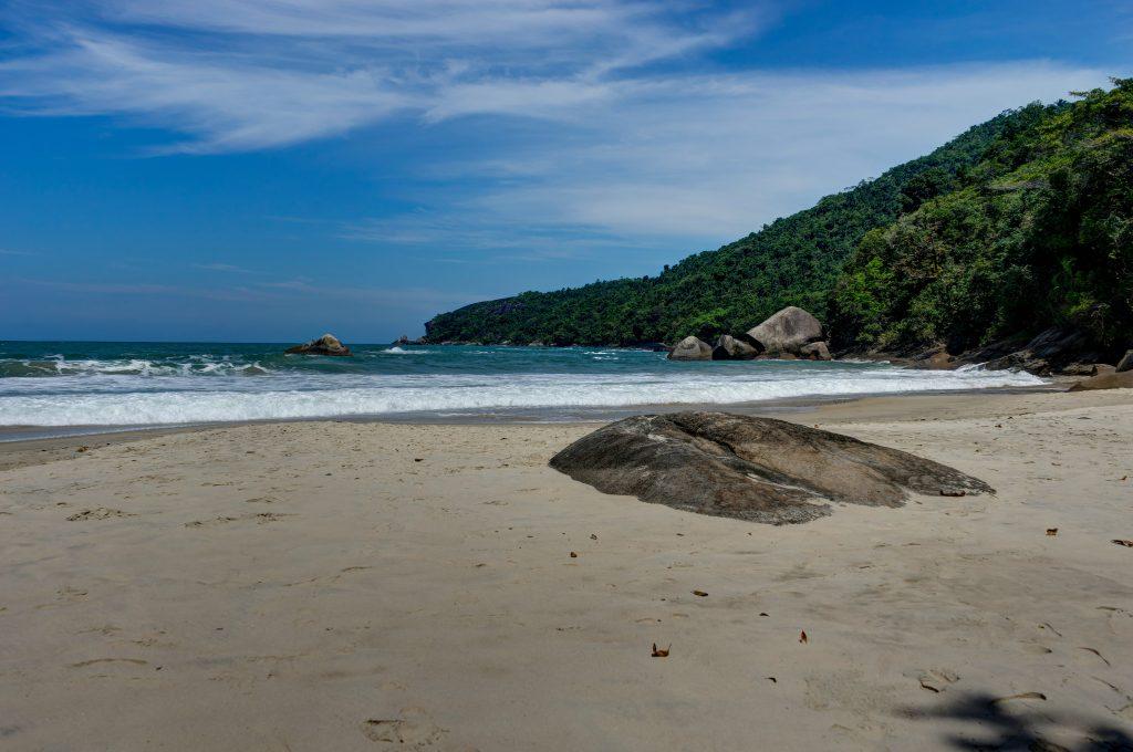 Praia do Meio,  Trindade, Paraty, Rio de Janeiro, Brazil