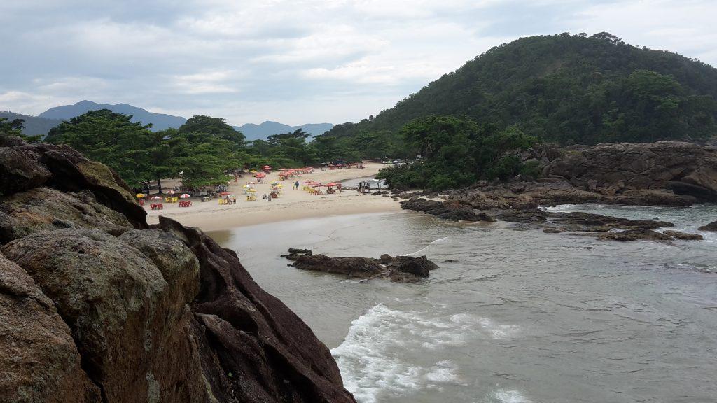 Praia do Sono, Paraty, Rio de Janeiro, Brasil