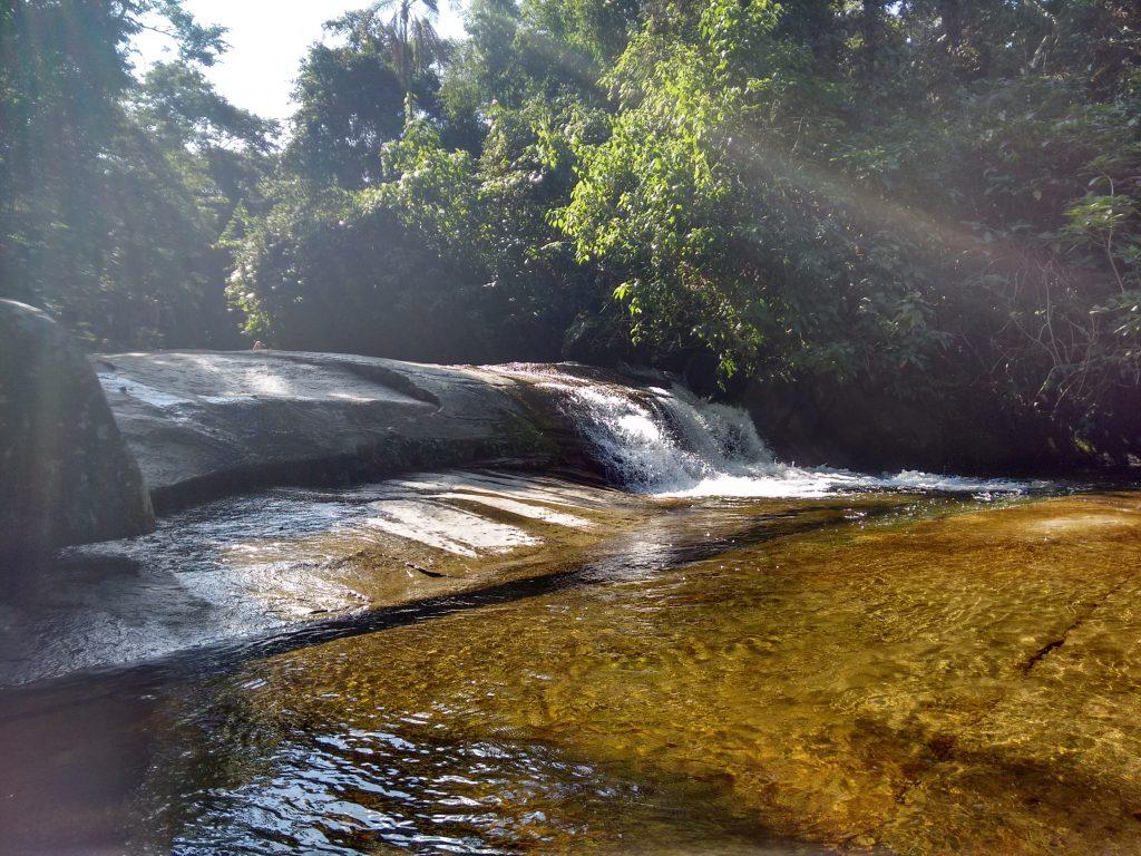 Cachoeira do Tobogã, Paraty, Rio de Janeiro, Brazil