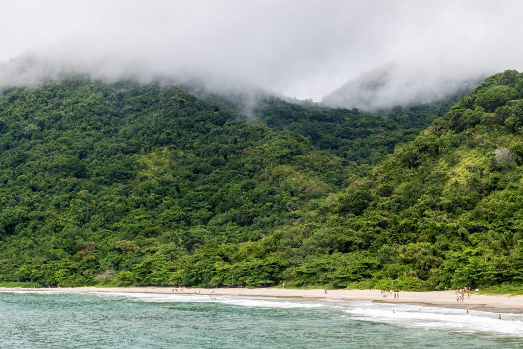 Praia do Cachadaço, Trindade, Paraty, Brazil