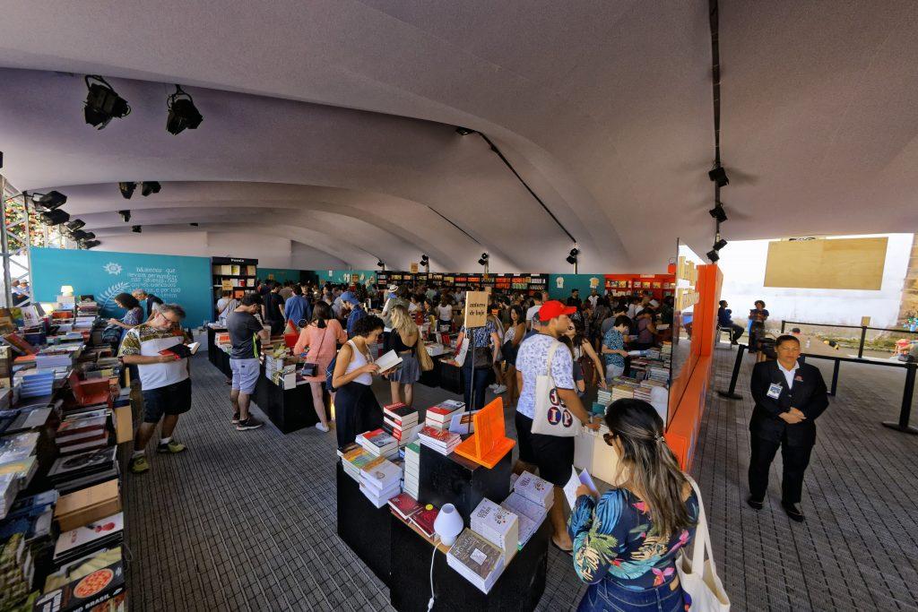 FLIP, Festa Literária de Paraty, Rio de Janeiro, Brazil
