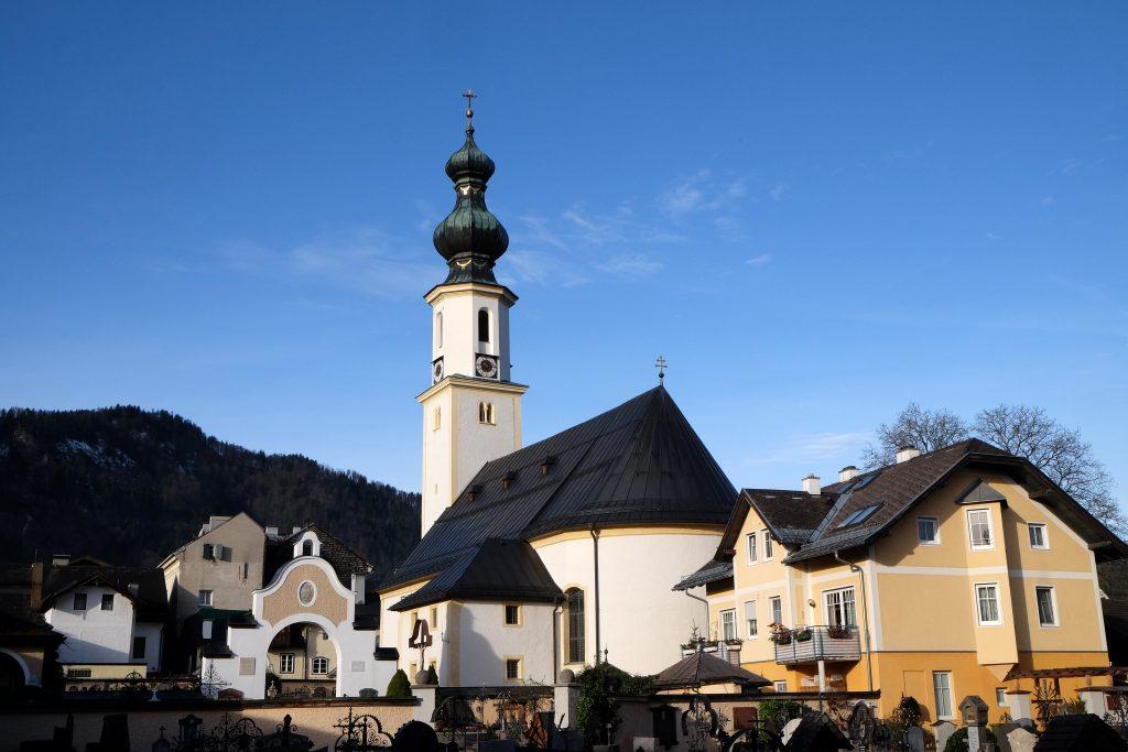 Igreja São Egídio em St. Gilgen, Áustria