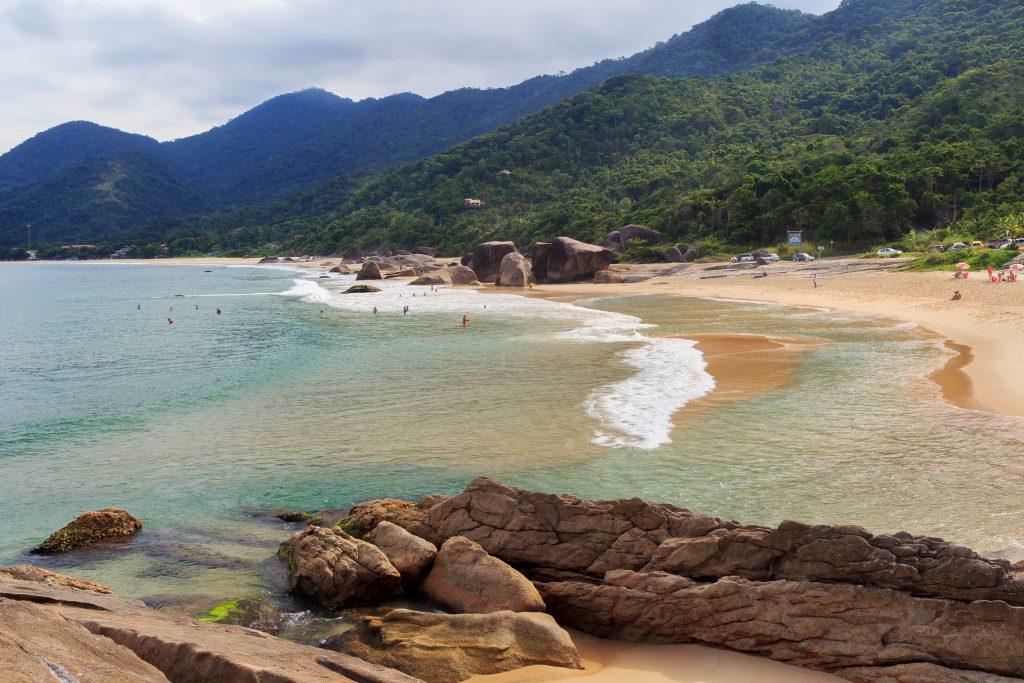 Praia do Cepilho, Trindade, Paraty, Rio de Janeiro, Brasil