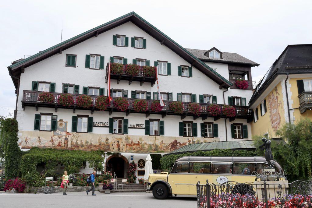 Hotel Gasthof Zur Post, St. Gilgen, Áustria