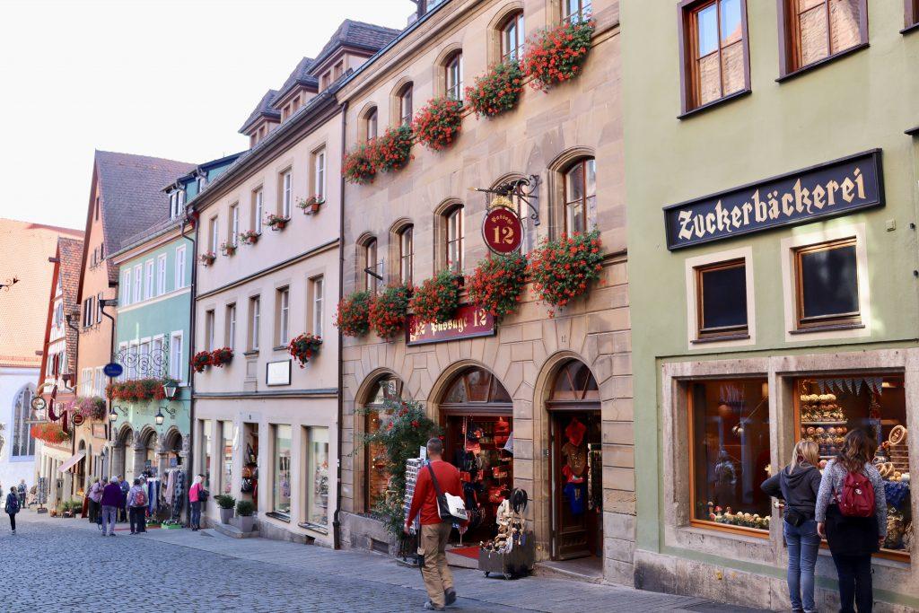 Rothenburg ob der Tauber, Alemanha
