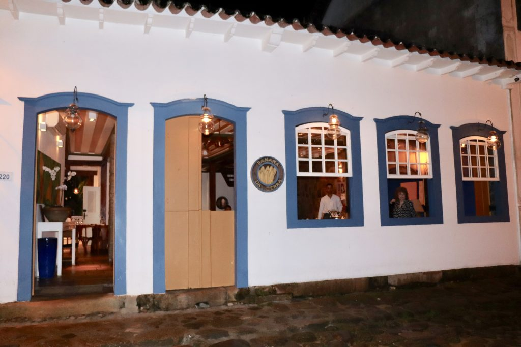 Restaurante Banana da Terra, Paraty, Rio de Janeiro, Brazil