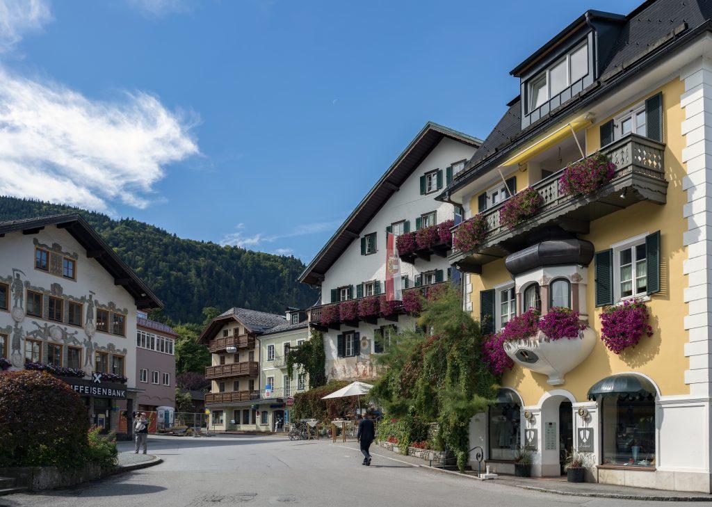 St. Gilgen, Áustria