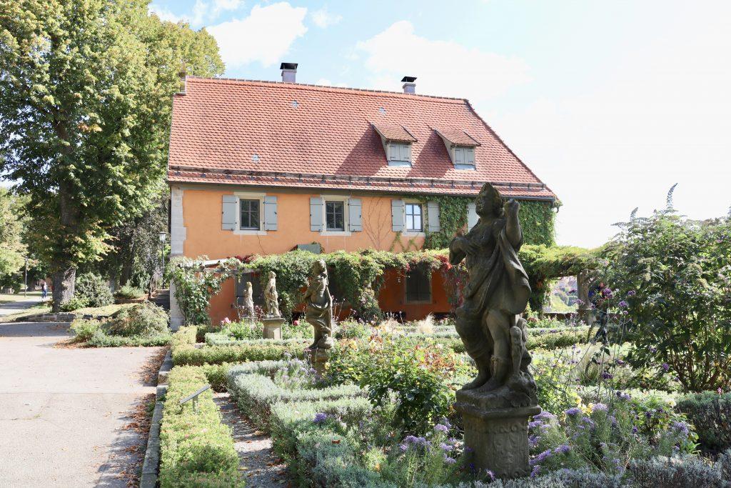 Burggarten, Rothenburg ob der Tauber