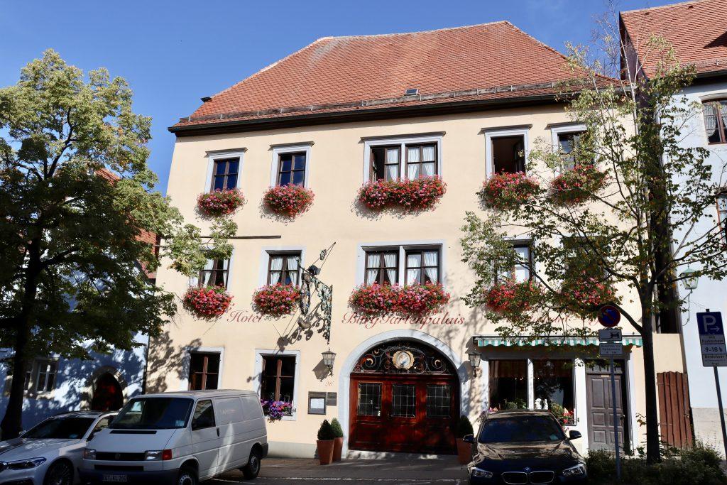 Hotel BurgGartenpalais, Rothenburg ob der Tauber, Alemanha