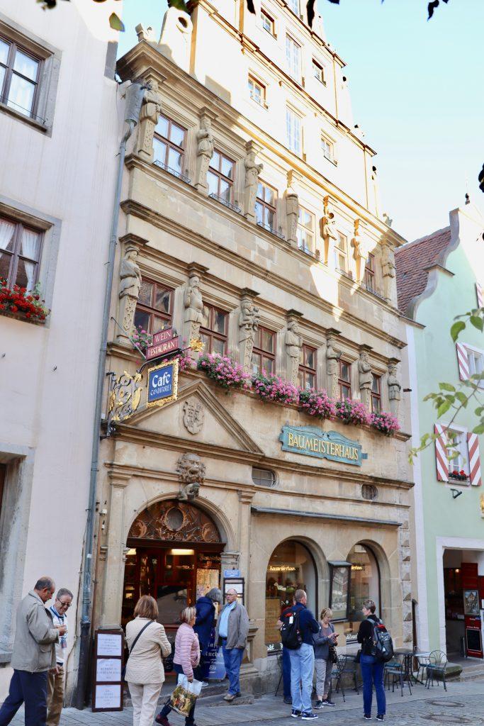 Baumeisterhaus(Casa dos Mestre dos Construtores)