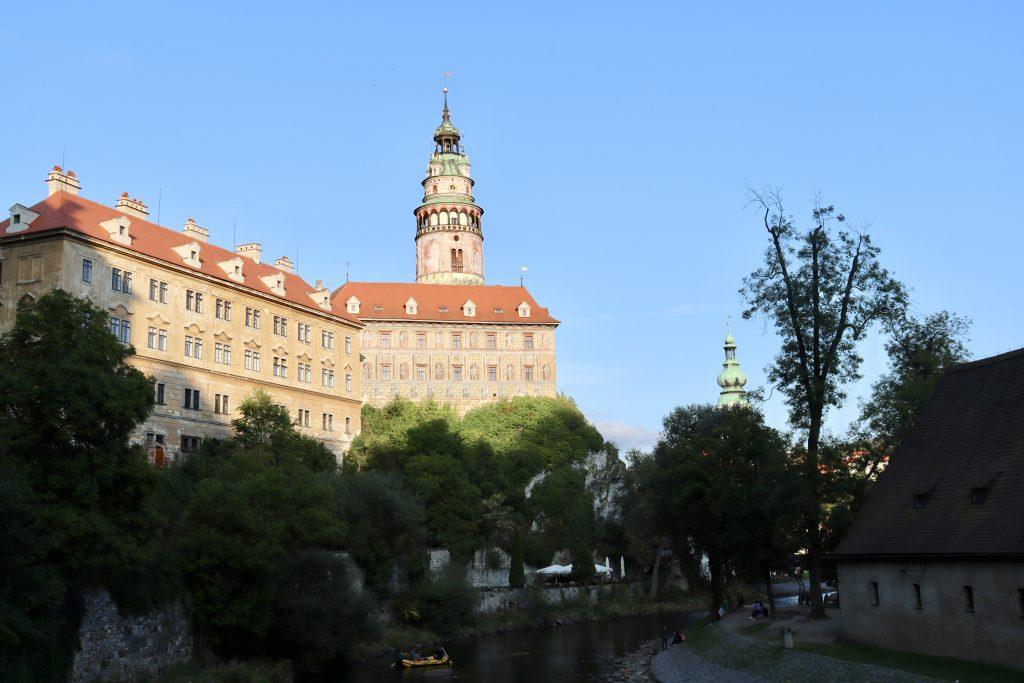 Castelo de Česky Krumlov, República Tcheca
