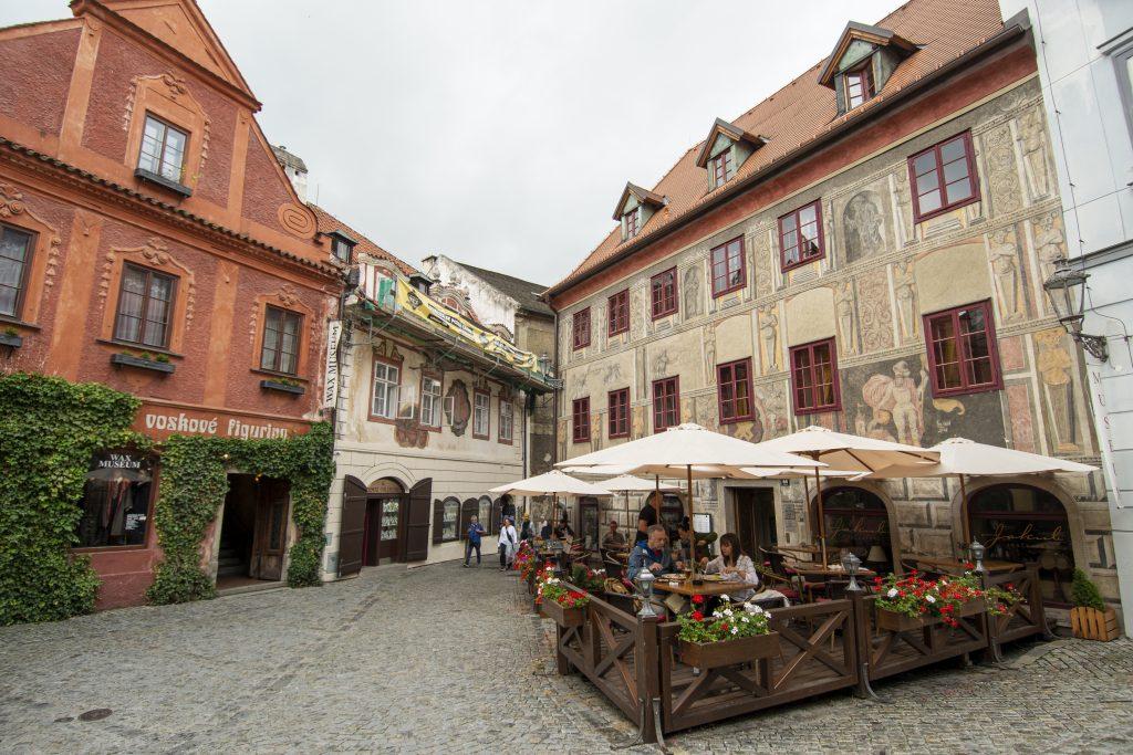 Centro Histórico de Cesky Krumlov, República Tcheca