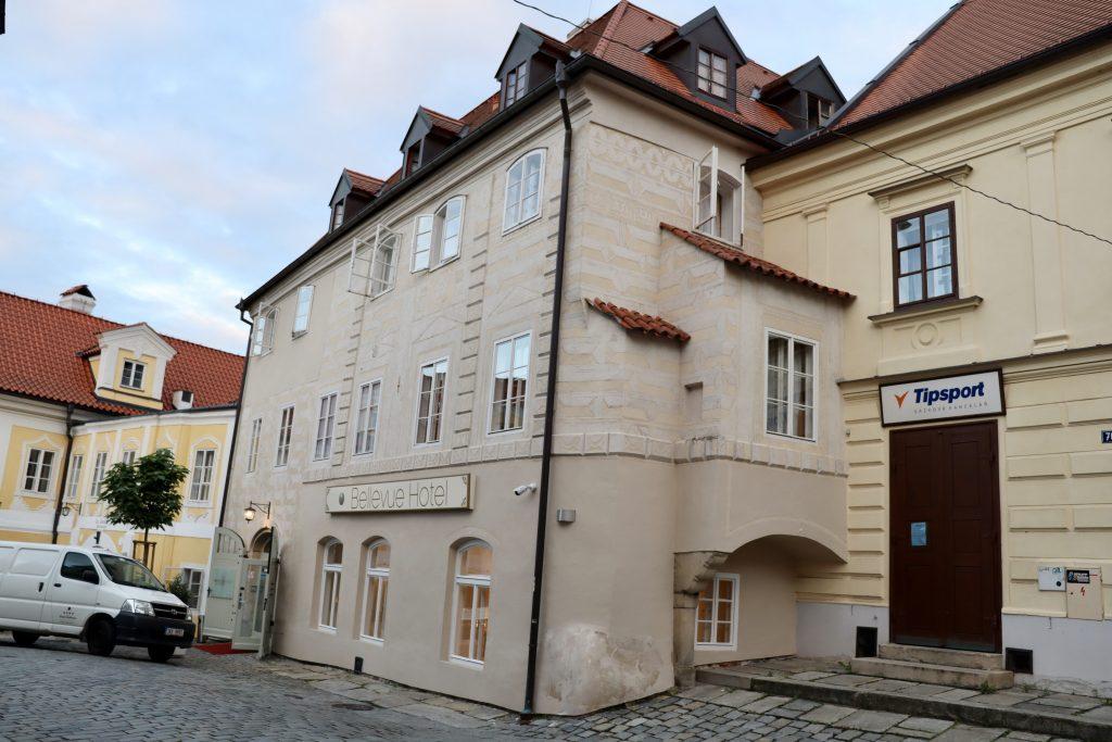 Bellevue Hotel Diamond Suites, Cesky Krumlov, República Tcheca