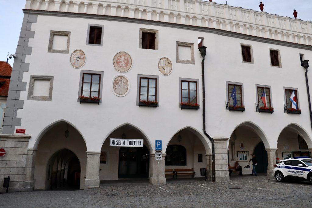 Câmara Municipal de Cesky Krumlov, República Tcheca