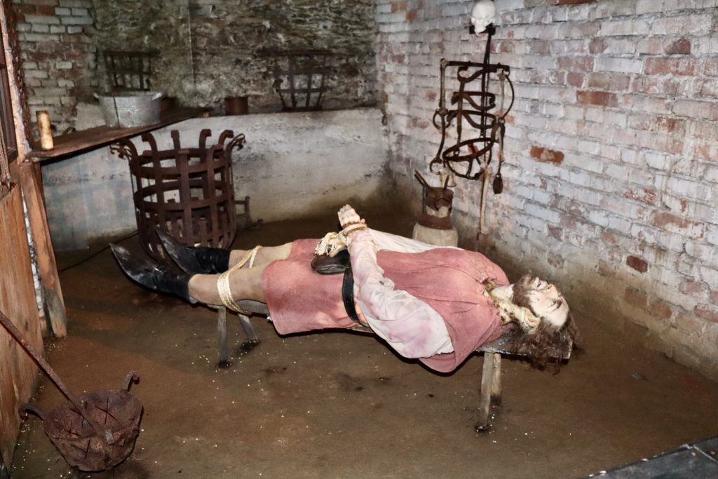 Museu da Tortura em Cesky Krumlov, República Tcheca