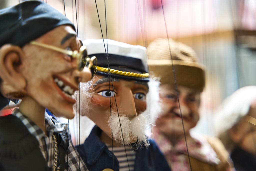 marionetes da República Tcheca
