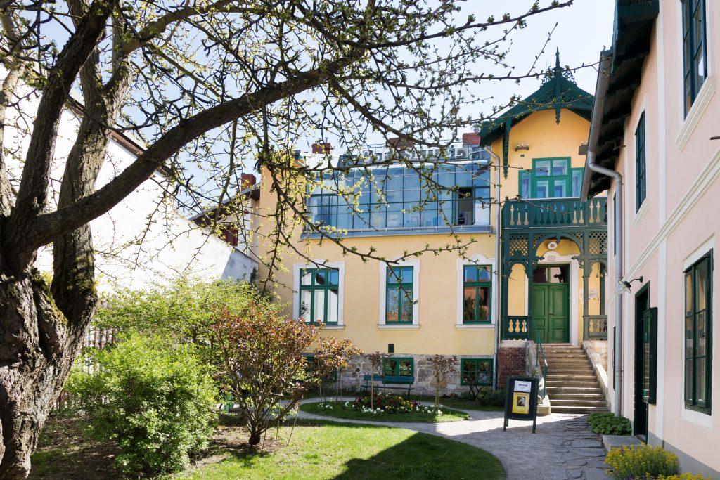 Museu Fotoatelier Seidel, em Cesky Krumlov, República Tcheca