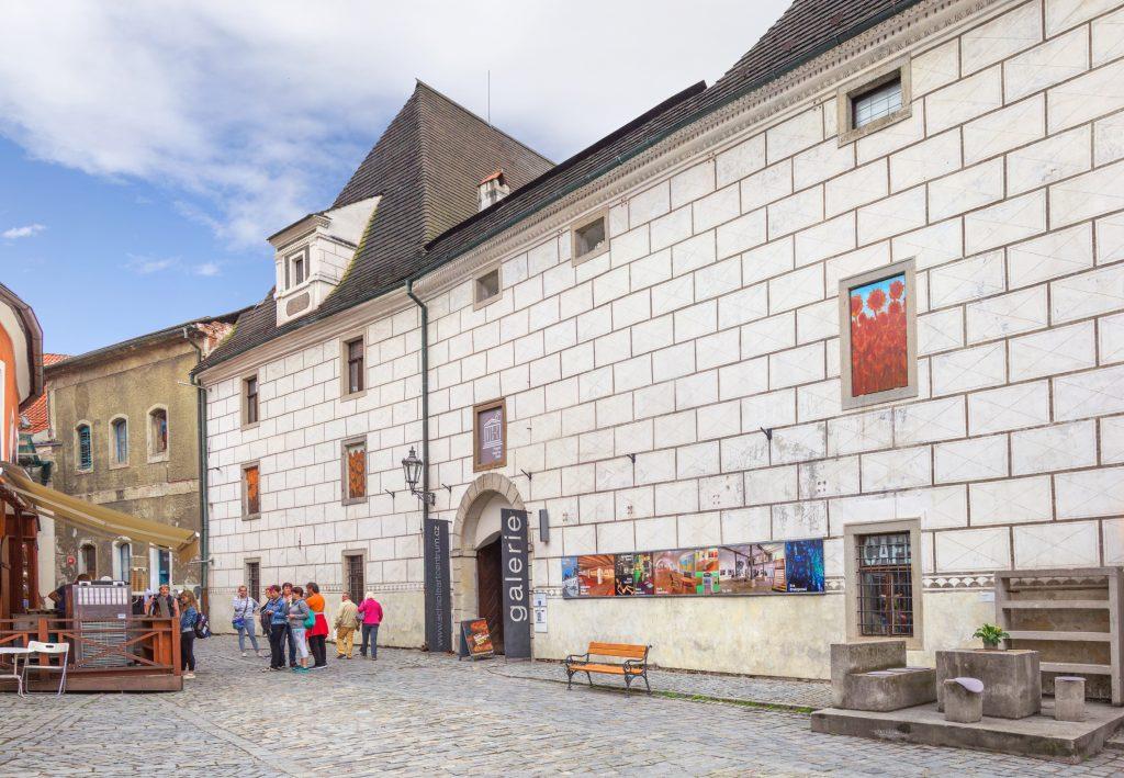 Egon Schiele Art Centrum, Cesky Krumlov, República Tcheca