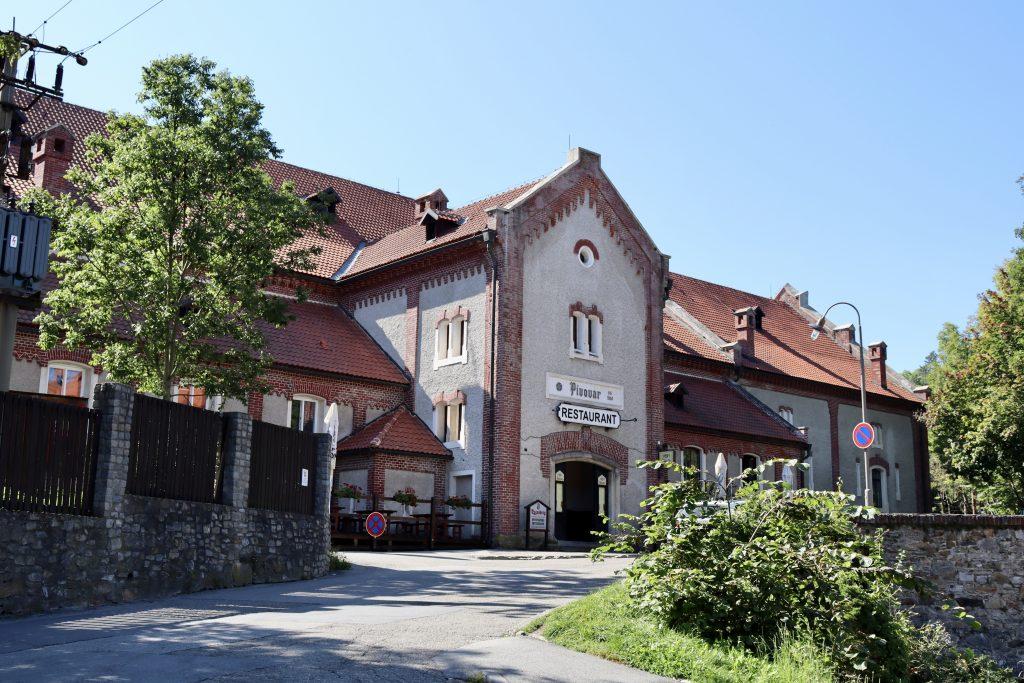 Cervejaria Eggenberg, Cesky Krumlov, República Tcheca
