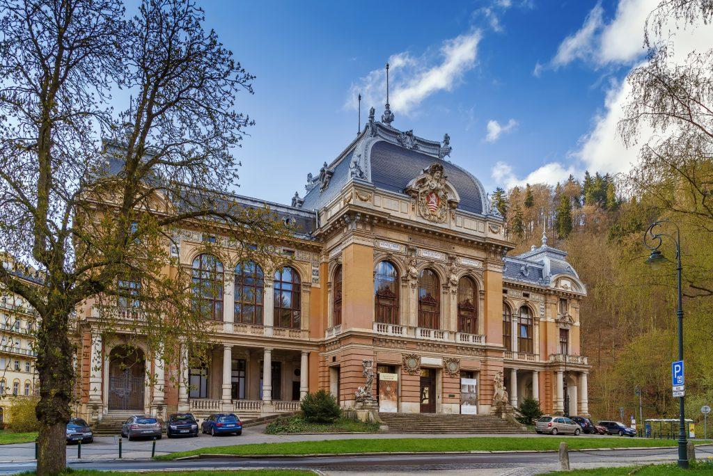 Imperial Spa, Karlovy Vary, República Tcheca