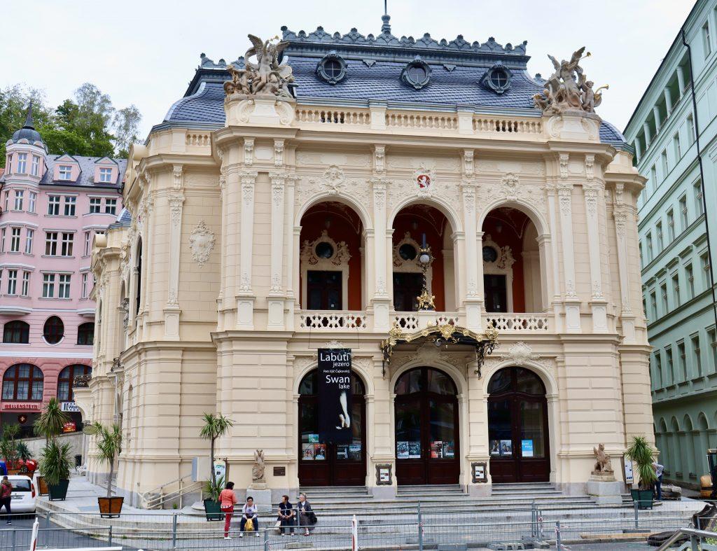 Teatro Municipal de Karlovy Vary, República Tcheca